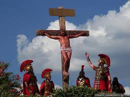 Jesus on the cross 1