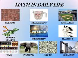 Maths in life 1